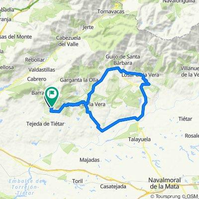 Vuelta por Robledillo