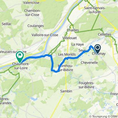 Chitenay - chaumont