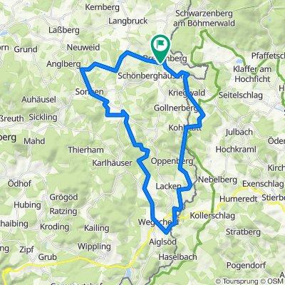 Gegenbachstraße 1, Breitenberg nach St2128 11, Breitenberg
