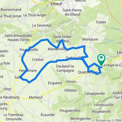 Circuit Jean-Louis et Inès