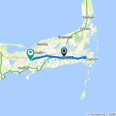 1–99 Jorobee Ln, Harwich to 22 Mid-Tech Dr, West Yarmouth