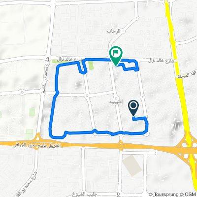 Street 205 15, Al Kuwayt to Street 229 22, Al Kuwayt