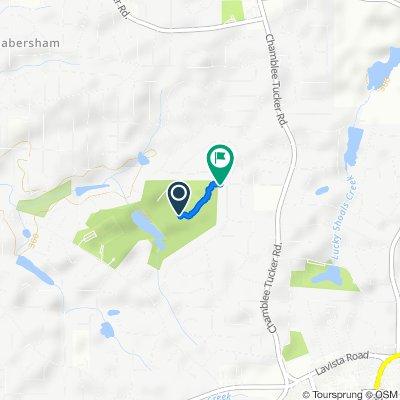 Henderson Park Rd, Tucker to 2788 Ridge Park Dr, Tucker