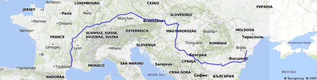 Danube 2011 Aller