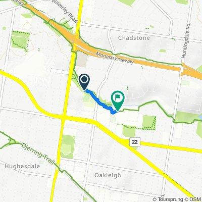 88A Drummond Street, Oakleigh to Scotchmans Creek Trail, Oakleigh