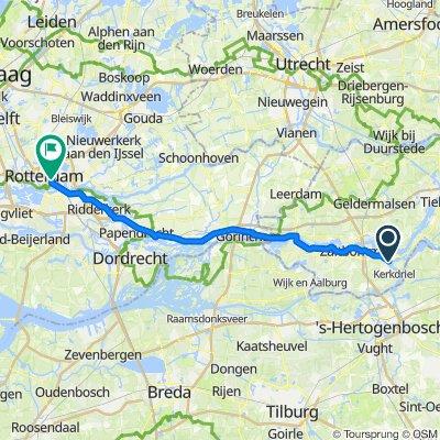 Jan Klingenweg 4, Alem nach Westblaak, Rotterdam