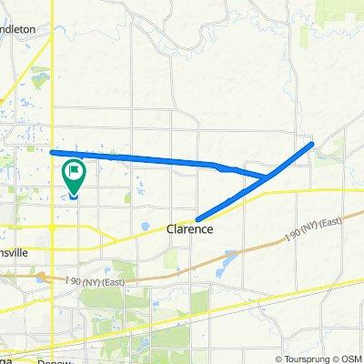5438 Center Pine Ln, Buffalo to 5434 Center Pine Ln, Buffalo
