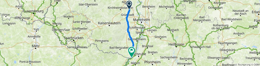 Weedgasse 28, Flörsheim-Dalsheim nach Rheinstraße, Neuburg am Rhein