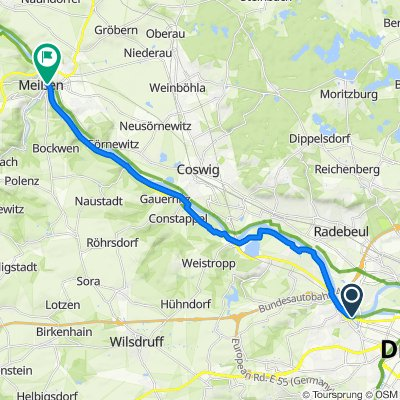 Dresden - Meißen