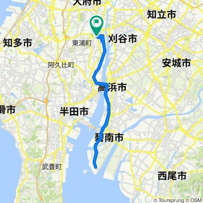 De 52, Ogawa Heisei, Higashiura-Cho, Chita-Gun a 49, Ogawa Heisei, Higashiura-Cho, Chita-Gun