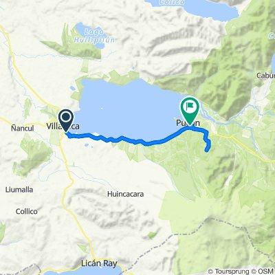 Villarrica - Pucón #6 (7 Lagos Chile)