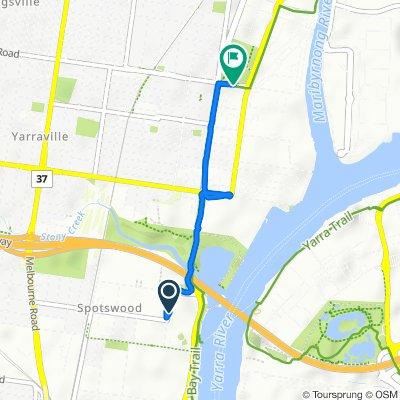 4-18–36 Booker Street, Spotswood to Somerville Road, Yarraville