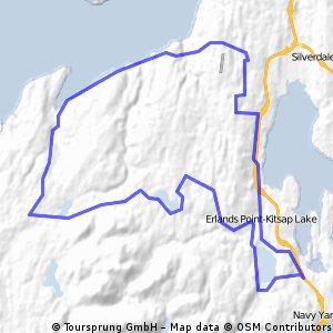 Tacoma Screw-Seabeck Loop