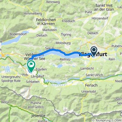Klagenfurt - Thomashof