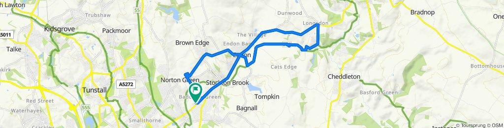3 Royal Way to Longsdon