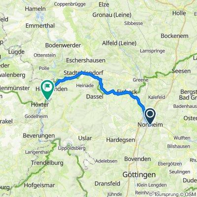 Treffen mit Thomas in Northeim