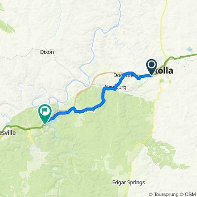 1641 County Road 7100, Rolla to 14125 SSR-Z, Saint Robert
