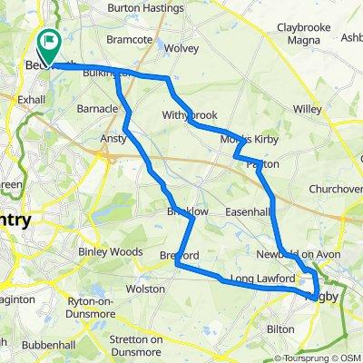 Sunday Ride - Option 2