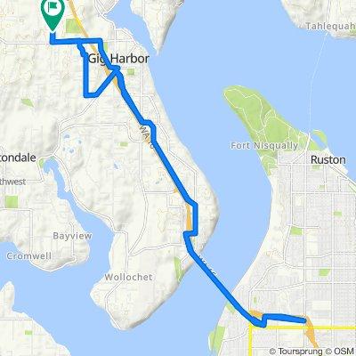 Gig Harbor Cycling