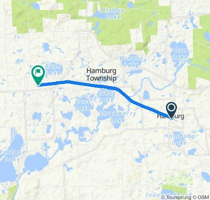 10-Mile (Round Trip) MLLT Ride