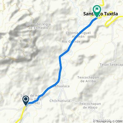 Santiago Tuxtla - Dos Caminos