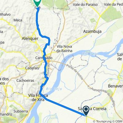 Algarve etapa 11