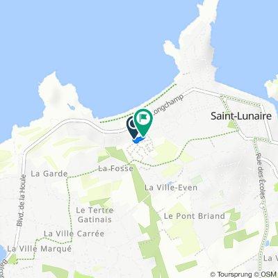 De 276 Rue des Dunes, Saint-Lunaire à 773 Boulevard de Saint-Cast, Saint-Lunaire