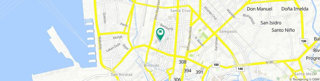 Philippines, Manila to La Torre Street 1382, Manila