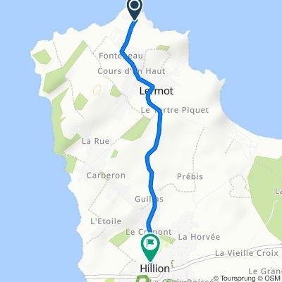 De 19 Impasse de la Pointe des Guettes, Hillion à 8–8B Rue Olivier Provost, Hillion