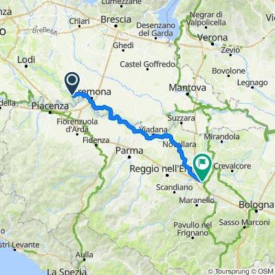 Cremona -Modena ok