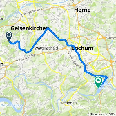Zollverein-Kemnader Erzbahntrasse