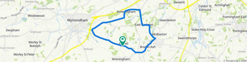 Ketteringham 11 mi