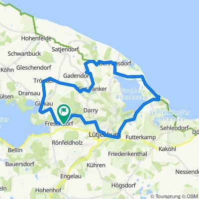 Panker-Hohwacht-Lütjenburg-R36