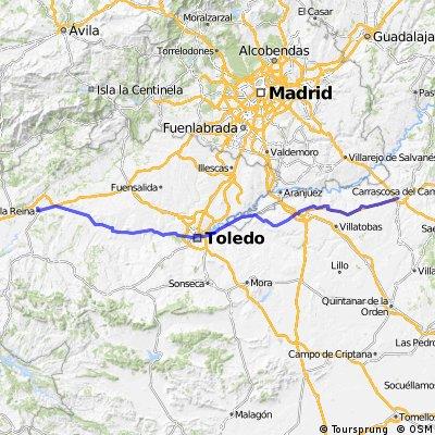 Vuelta 20 Talavera de la Reina - Tarancon