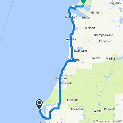 Michigan Bike Tour - Part 2