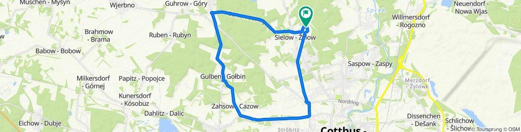 Gurkenrunde 18km