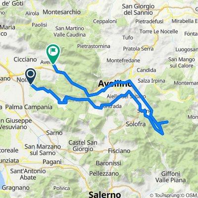 Da Via Circumvallazione, San Paolo Bel Sito a Via La Malfa 14, Baiano