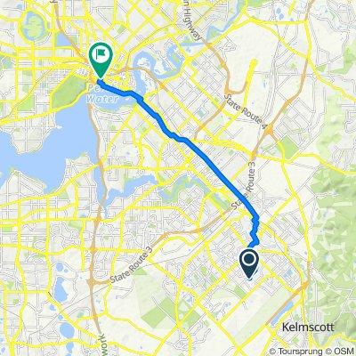 4 Kilgarriff Road, Huntingdale to 65 William Street, Perth