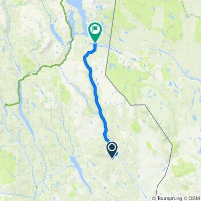 Trysilfjellvegen 45, Trysil to Engerdalsveien, Drevsjø