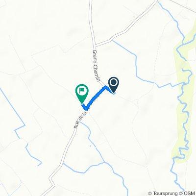 De 17 Grand Chemin, Steenwerck à 1–7 Rue Haute, Steenwerck