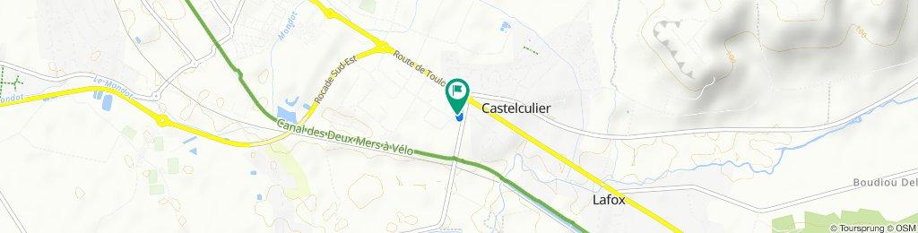 De D443, Castelculier à D443, Castelculier