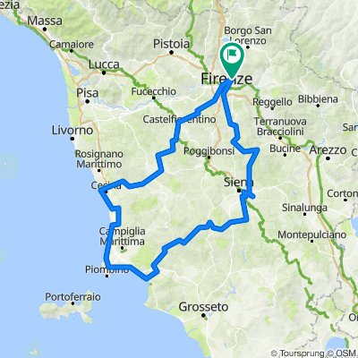 toscana tour