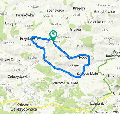 630E, Przytkowice do Przytkowice