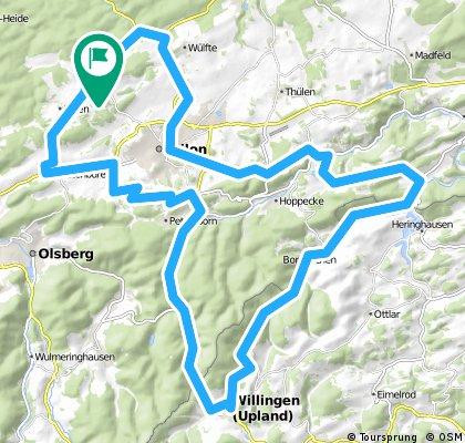 RSG SBG: Scharfenberg-Diemelsee-Scharfenberg