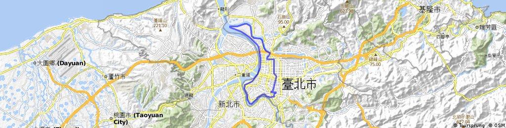 Shezi Dao (short route home)