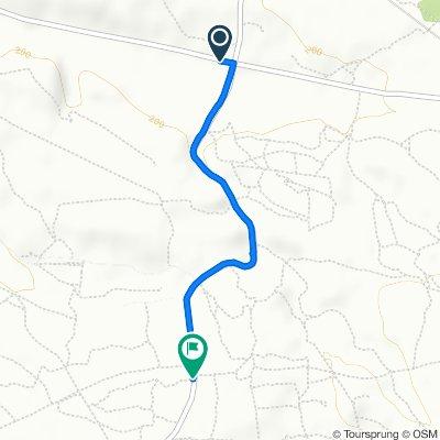 De 17 Route d'Éguilles, La Barben à D67e, Coudoux