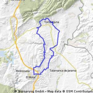 El Molar-Torrelaguna-Canal Alto 19.09.10