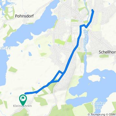 Nettelseer Straße 27, Kühren nach Nettelseer Straße 27, Kühren