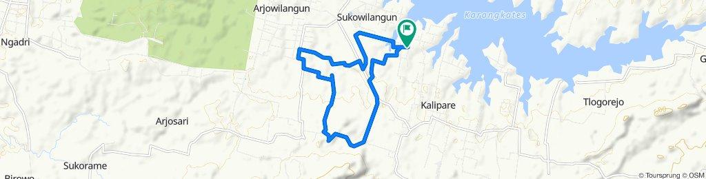 Jalan Sukorejo, Kalipare to Jalan Sukorejo, Kalipare