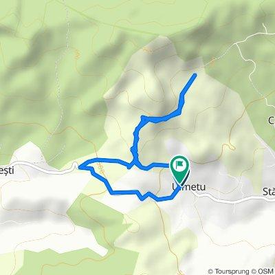 Route to DJ710A 70, Ulmetu